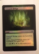 Border extension on this foil mana fixer