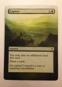 Border extension 1/4