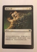 Border extension and pop out.  Chinese 1/2