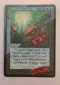 Quirky border extension with lower pop out red fishy thing; English Legends